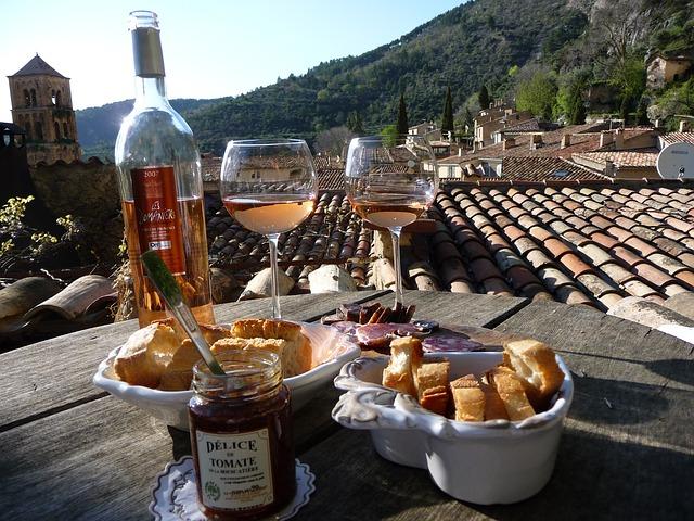 De wijnen uit de Provence